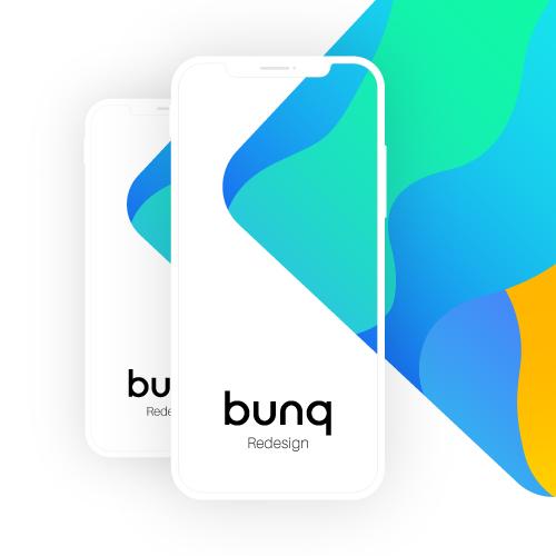 bunq Redesign